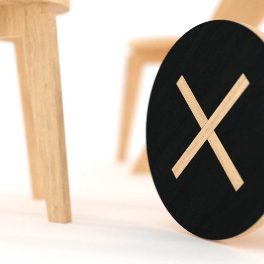 chocofur blender 3D model Tables Wood 28