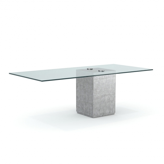 chocofur blender 3D model Tables Concrete 33