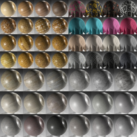 chocofur blender 3D model Bundles Chocofur Shaders Bundle