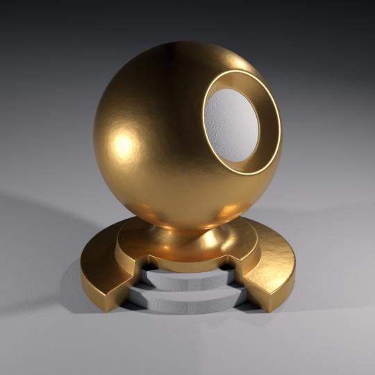chocofur blender 3D model Base Shaders Chocofur 03 Metal Basic Shader
