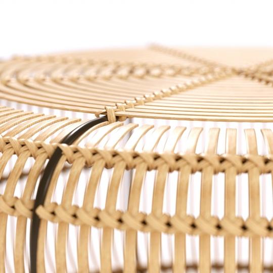 chocofur blender 3D model Tables Wood 48