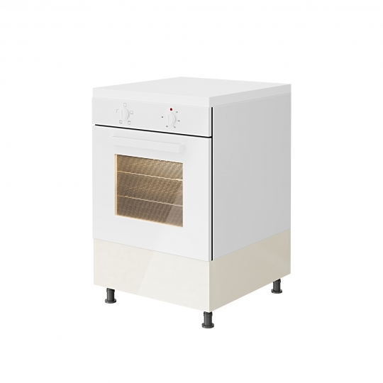 chocofur blender 3D model Kitchen Sets Kitchen Set 01 12