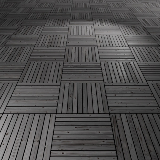 chocofur blender 3D model Wood Flooring Wood Flooring 50 Spruce