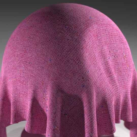 chocofur blender 3D model Fabric Chocofur Fabric Solid 05