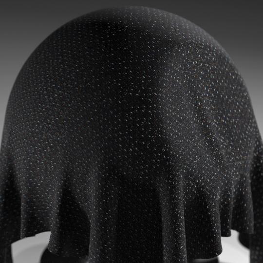chocofur blender 3D model Fabric Chocofur Fabric Solid 13