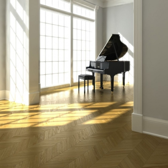 chocofur blender 3D model Wood Flooring Wood Flooring 30 Oak