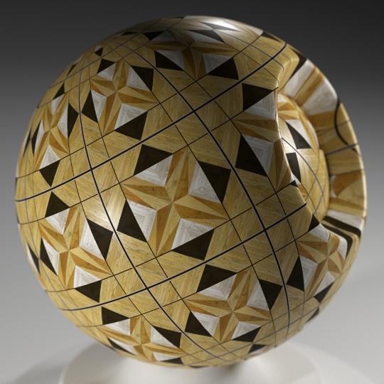 chocofur blender 3D model Wood Chocofur Wood Patterned 10
