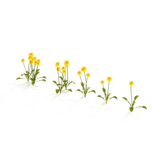 chocofur blender 3D model Grass Grass_03