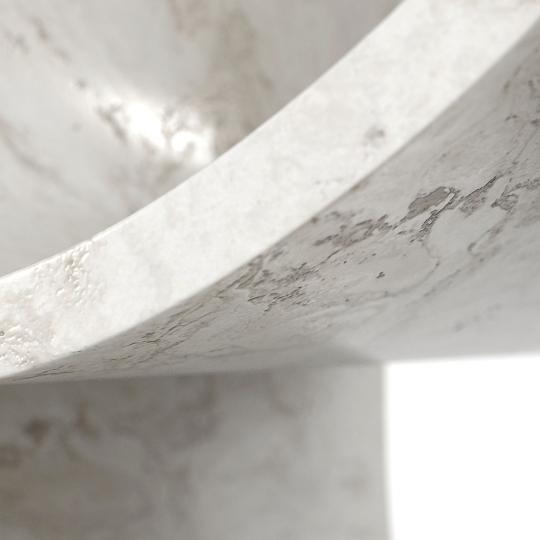 chocofur blender 3D model Lounge Concrete 32