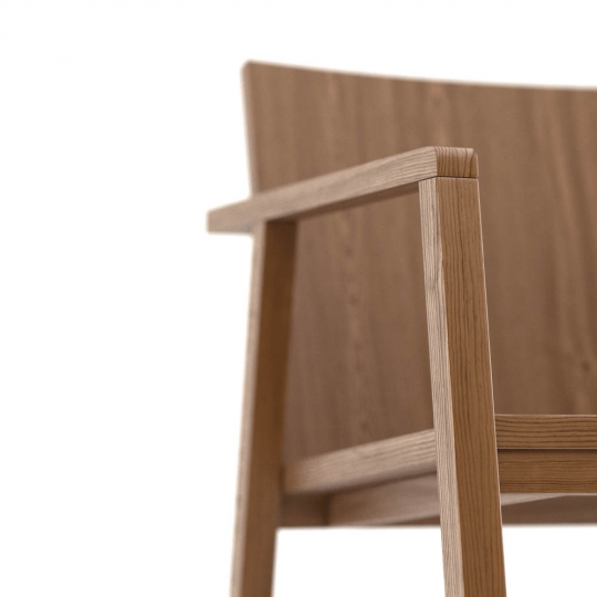 chocofur blender 3D model Chairs Wood 12