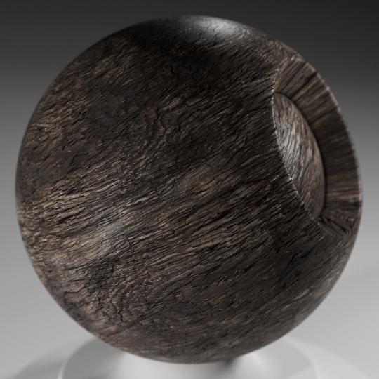 chocofur blender 3D model Wood Chocofur Wood Solid 10