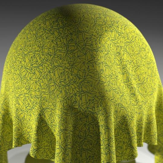 chocofur blender 3D model Fabric Chocofur Fabric Patterned 05