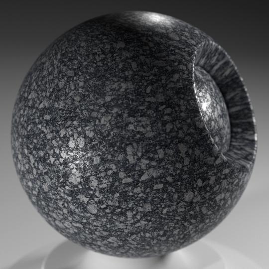 chocofur blender 3D model Marble Chocofur Marble Solid 04