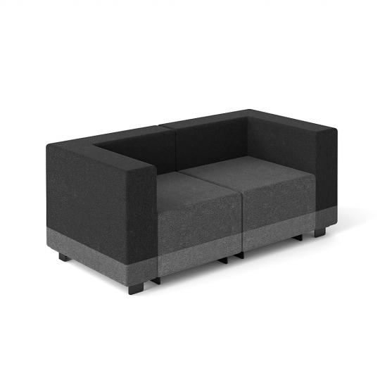 chocofur blender 3D model Free Sofa Modular Free Sofa Modular