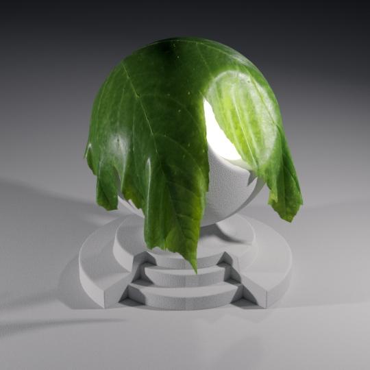 chocofur blender 3D model Base Shaders Chocofur 08 Translucent Advanced Shader
