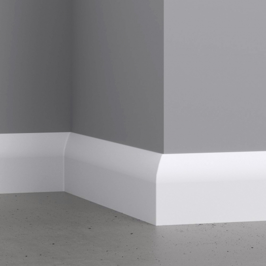 chocofur blender 3D model Skirting Skirting 01