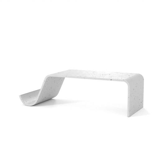 chocofur blender 3D model Benches Free 24 Concrete