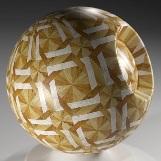 chocofur blender 3D model Wood Chocofur Wood Patterned 07