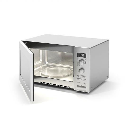 chocofur blender 3D model Cooking Cooking 14