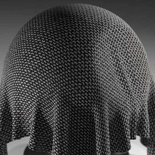 chocofur blender 3D model Fabric Chocofur Fabric Solid 12