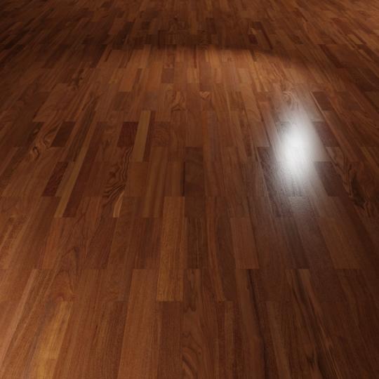 chocofur blender 3D model Wood Flooring Wood Flooring 17 Merbau