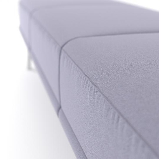 chocofur blender 3D model Benches Free 32 Fabrics