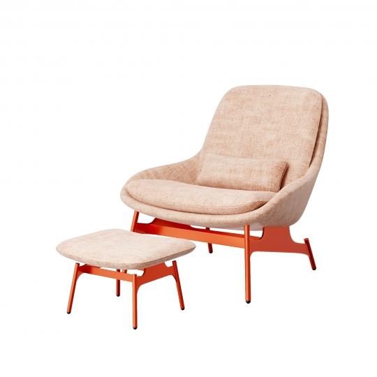 chocofur blender 3D model Lounge Lounge 23