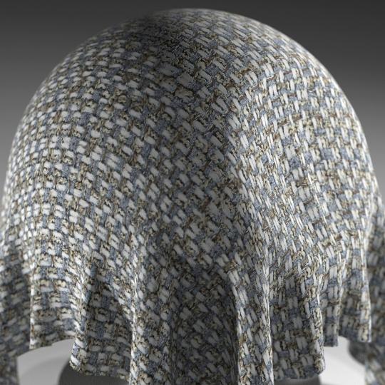chocofur blender 3D model Fabric Chocofur Fabric Solid 20