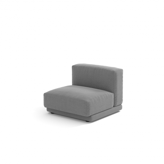 chocofur blender 3D model Modular Sofa 05 Sofa Modular 05
