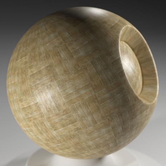 chocofur blender 3D model Wood Chocofur Wood Patterned 22