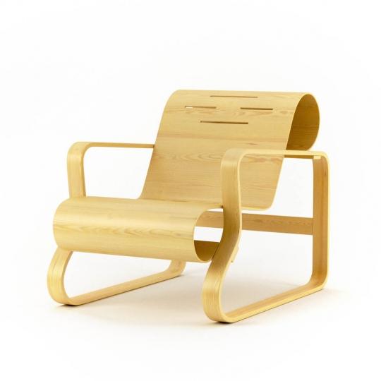 chocofur blender 3D model Lounge Free 01 Wood