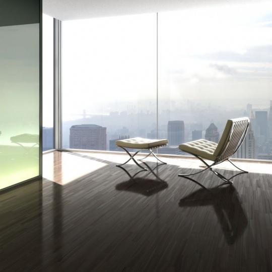 chocofur blender 3D model Wood Flooring Wood Flooring 03 Walnut