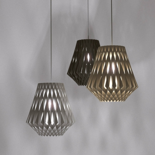 chocofur blender 3D model Lamps Light 09