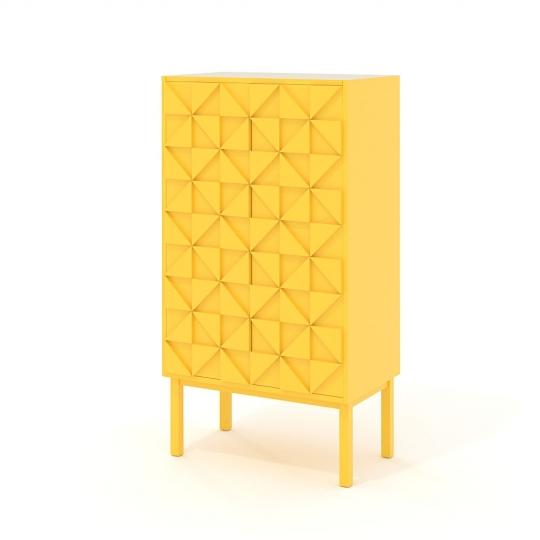 chocofur blender 3D model Storage Plastic 32