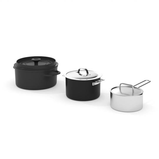 chocofur blender 3D model Kitchen Kitchen_20
