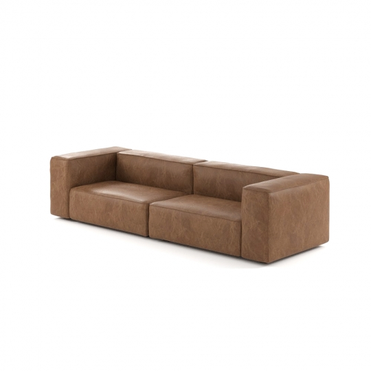 chocofur blender 3D model Modular Sofa 08 Sofa Modular 08 10