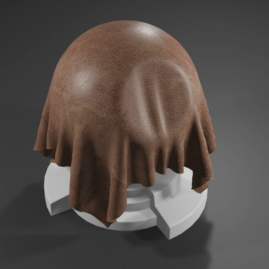 chocofur blender 3D model Tutorials Chocofur Leather Shader Tutorial