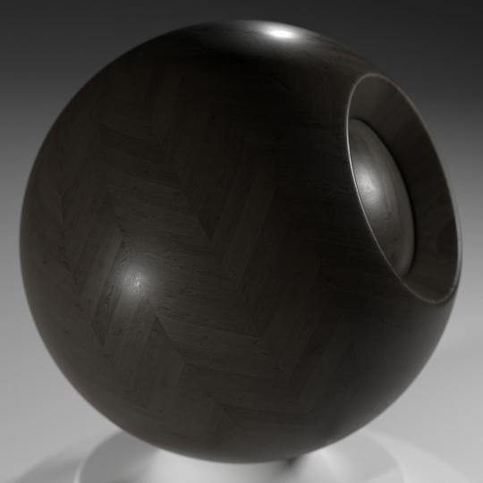 chocofur blender 3D model Wood Chocofur Wood Patterned 16