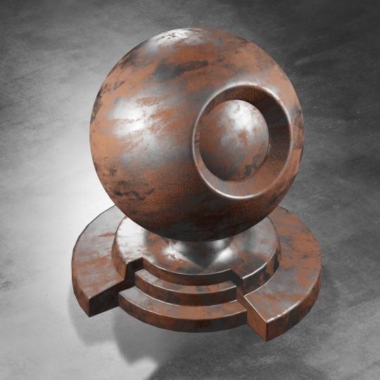 chocofur blender 3D model Tutorials Chocofur Metallic Shader Tutorial