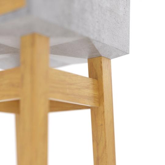 chocofur blender 3D model Sideboards Concrete 38