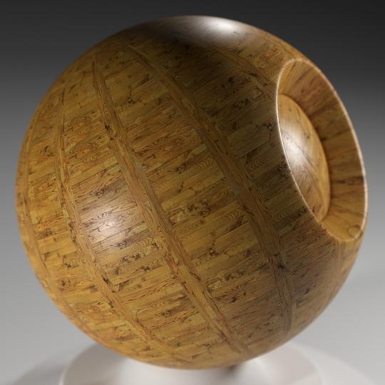 chocofur blender 3D model Wood Chocofur Wood Patterned 27