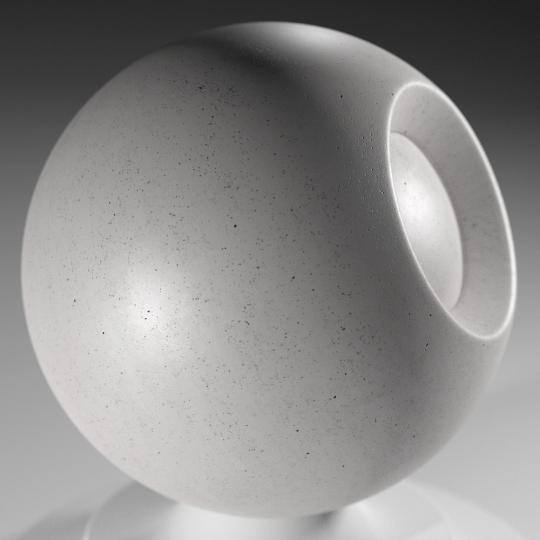 chocofur blender 3D model Concrete Chocofur Concrete Solid 09