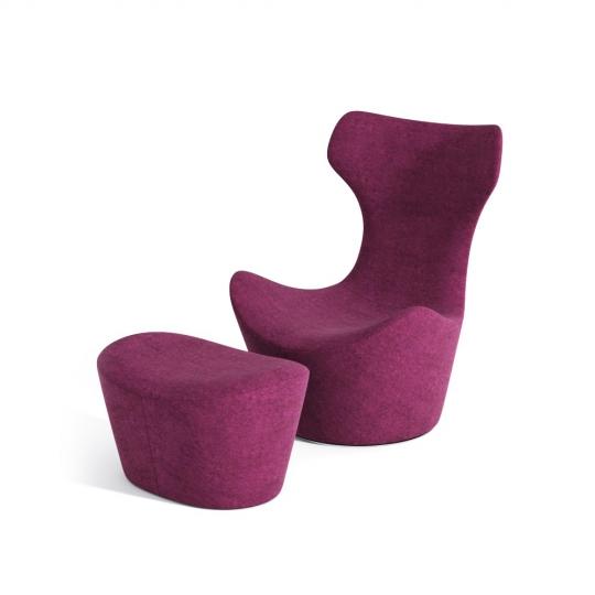 chocofur blender 3D model Lounge Lounge 03