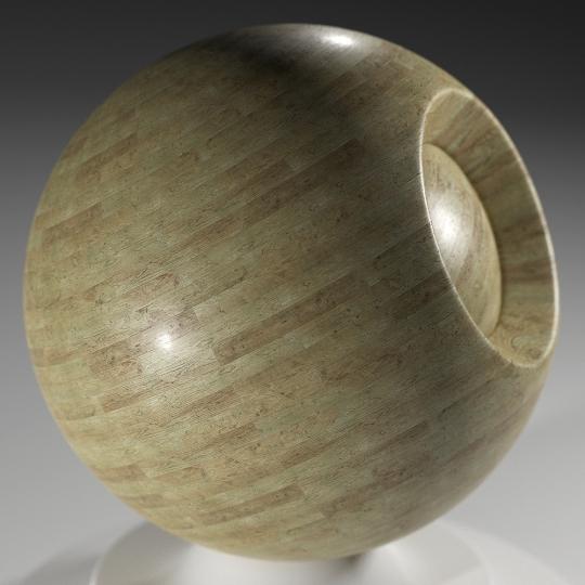chocofur blender 3D model Wood Chocofur Wood Simple 07