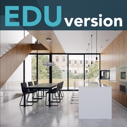 chocofur blender 3D model Subscriptions Chocofur EDU Subscription (1 year)