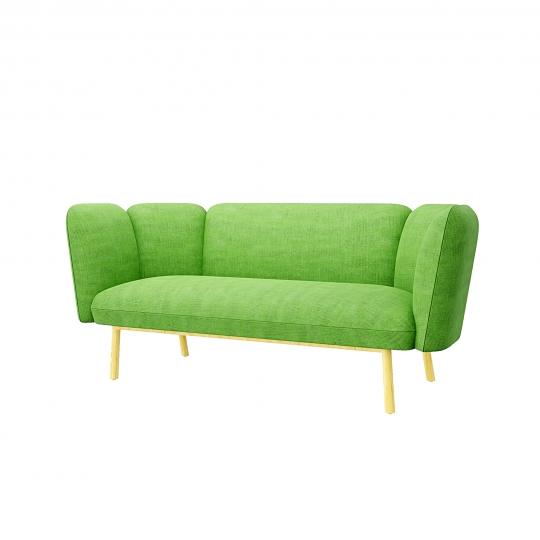 chocofur blender 3D model Sofas Sofa 22