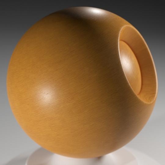 chocofur blender 3D model Wood Chocofur Wood Solid 07