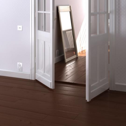 chocofur blender 3D model Wood Flooring Wood Flooring 38 Oak