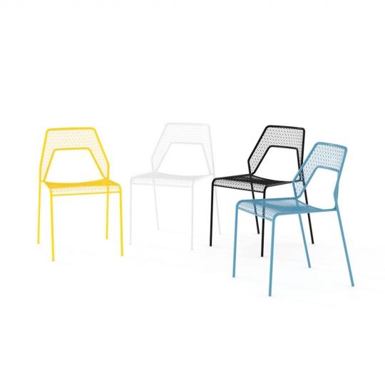 chocofur blender 3D model Chairs Steel 26
