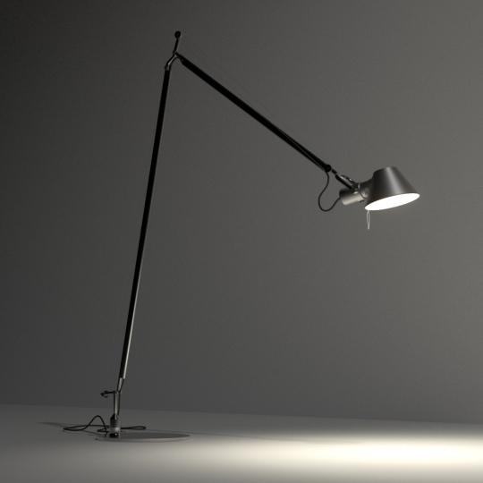 chocofur blender 3D model Lamps Light 31